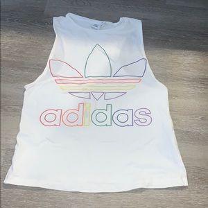 Adidas pride tank
